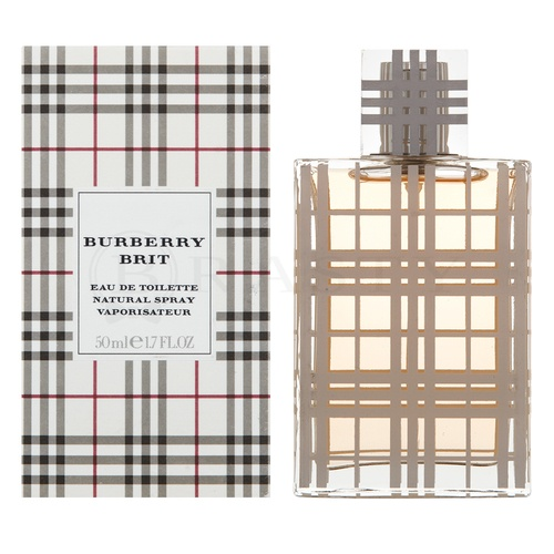 Burberry Brit Eau de Toilette für Damen 50 ml