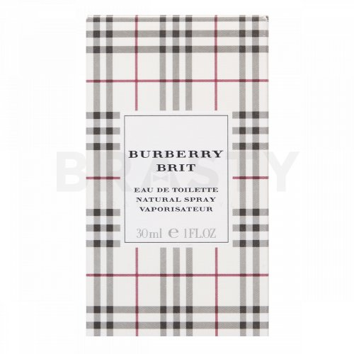 Burberry Brit Eau de Toilette femei 30 ml