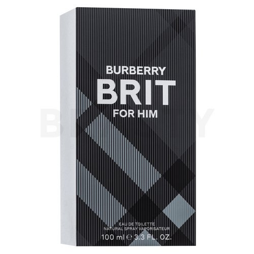 Burberry Brit Men Eau de Toilette bărbați 100 ml