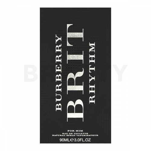 Burberry Brit Rhythm Eau de Toilette for men 90 ml
