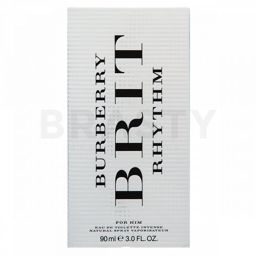 Burberry Brit Rhythm Intense Eau de Toilette bărbați 90 ml