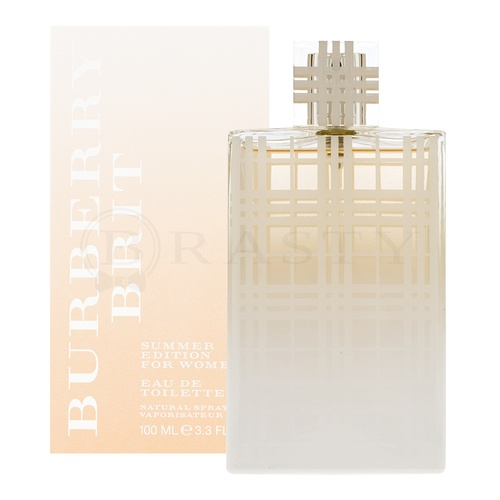 Burberry Brit Summer 2012 Eau de Toilette für Damen 100 ml