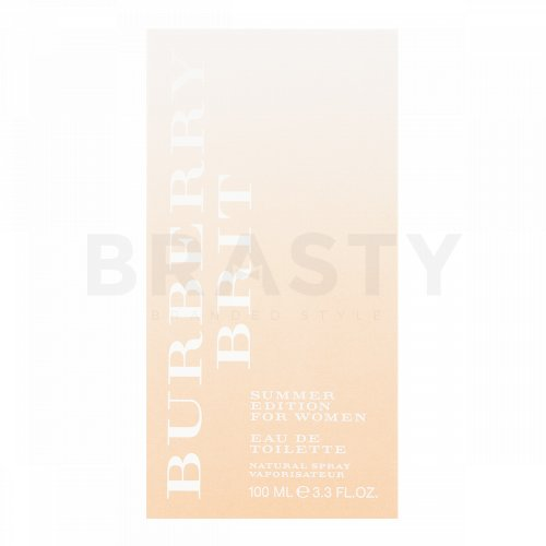 Burberry Brit Summer 2012 Eau de Toilette femei 100 ml
