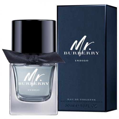 Burberry Mr. Burberry Indigo Eau de Toilette für Herren 50 ml