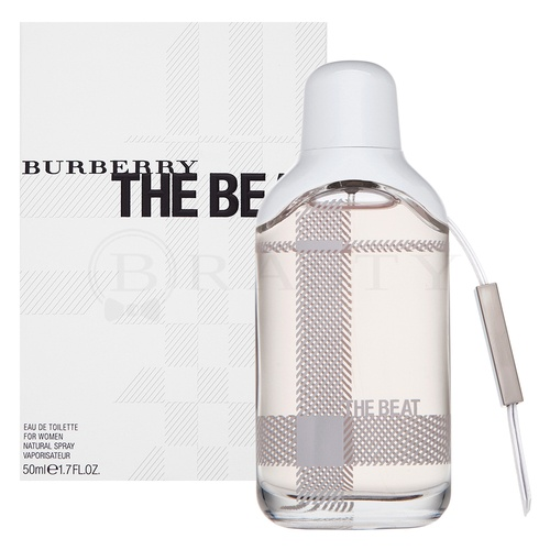 Burberry The Beat Eau de Toilette für Damen 50 ml