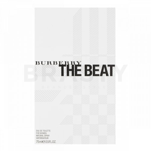 Burberry The Beat Eau de Toilette für Damen 75 ml