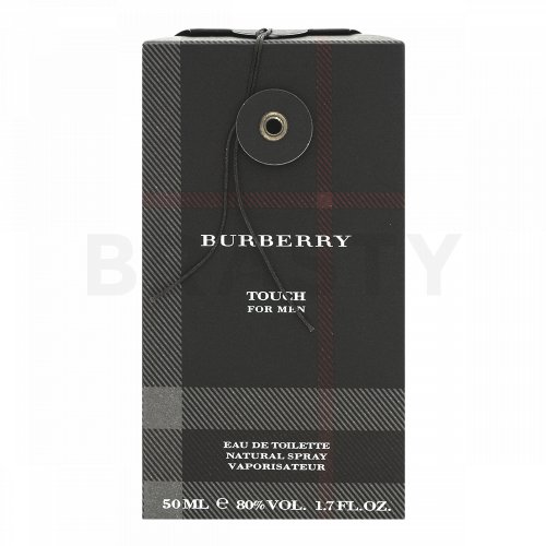 Burberry Touch for Men Eau de Toilette für Herren 50 ml