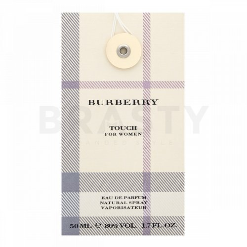 Burberry Touch For Women Eau de Parfum für Damen 50 ml