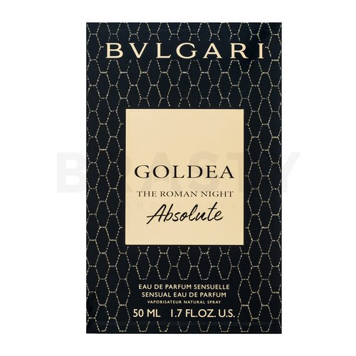 Bvlgari Goldea The Roman Night Absolute Sensuelle Eau de Parfum femei 50 ml