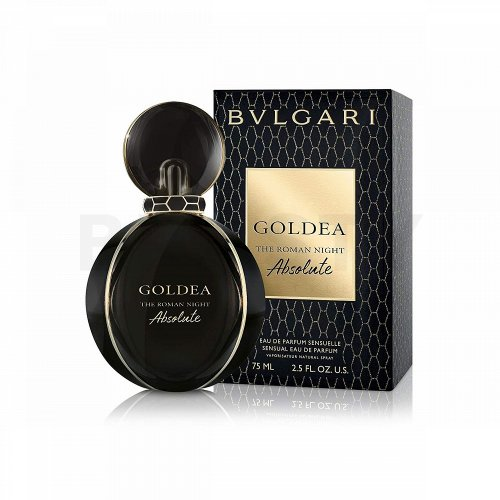 Bvlgari Goldea The Roman Night Absolute Sensuelle Eau de Parfum für Damen 75 ml