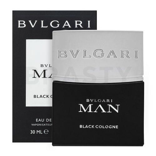 Bvlgari Man Black Cologne Eau de Toilette bărbați 30 ml