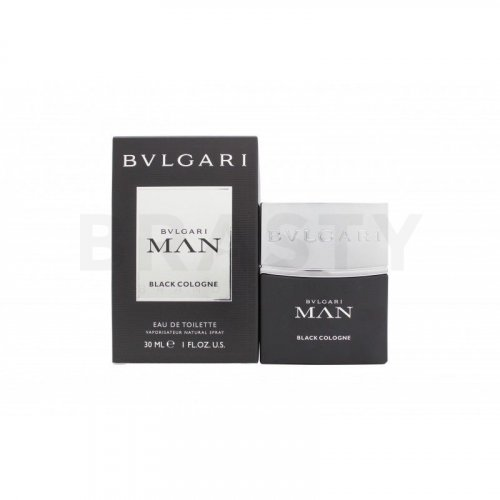 Bvlgari Man Black Cologne Eau de Toilette für Herren 30 ml