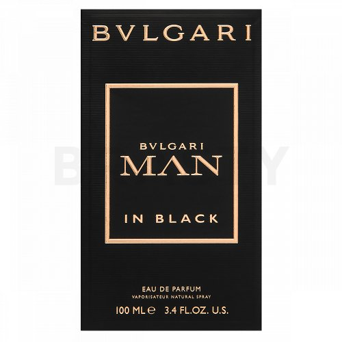 Bvlgari Man in Black Eau de Parfum bărbați 100 ml