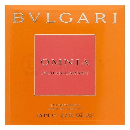 Bvlgari Omnia Indian Garnet Eau de Toilette für Damen 65 ml