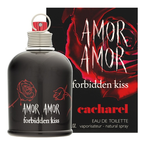 Cacharel Amor Amor Forbidden Kiss Eau de Toilette für Damen 100 ml