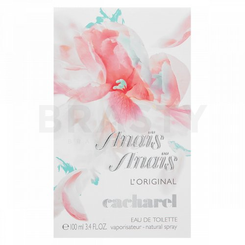 Cacharel Anais Anais L´Original Eau de Toilette für Damen 100 ml