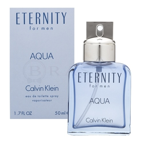 Calvin Klein Eternity Aqua for Men Eau de Toilette bărbați 50 ml