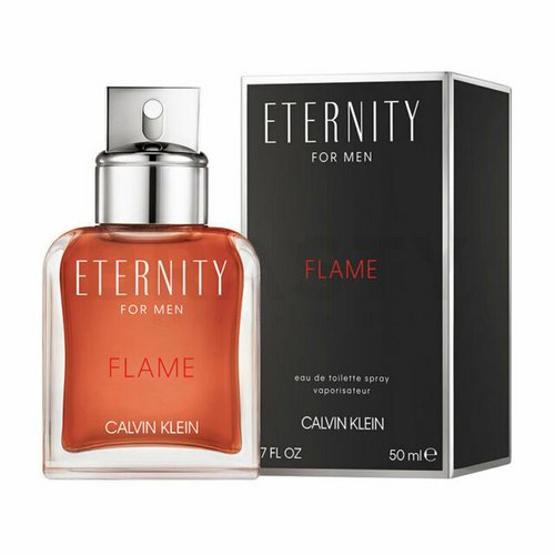 Calvin Klein Eternity Flame for Men Eau de Toilette für Herren 50 ml