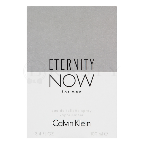 Calvin Klein Eternity Now for Men Eau de Toilette für Herren 100 ml