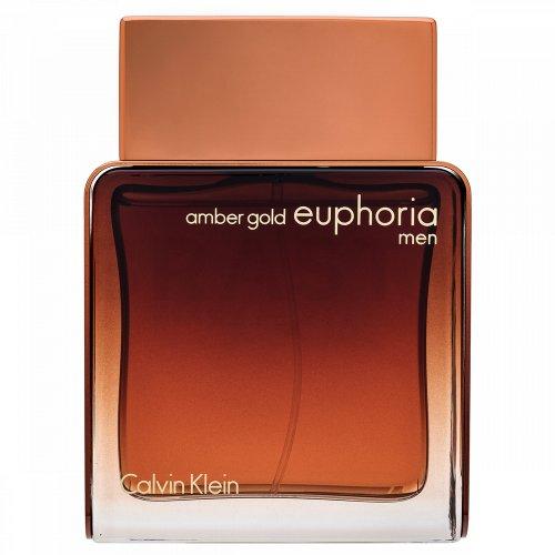 calvin klein amber gold euphoria men