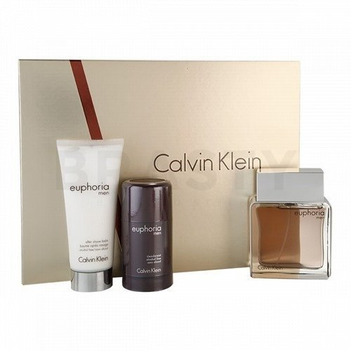 Calvin Klein Euphoria Men set bărbați 100 ml