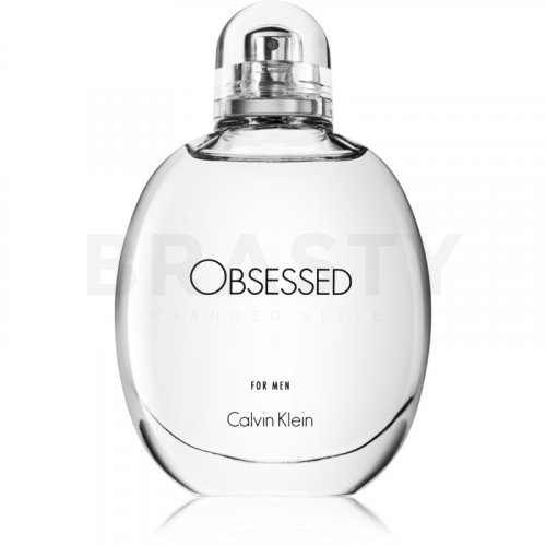 Calvin Klein Obsessed for Men Eau de Toilette für Herren 75 ml