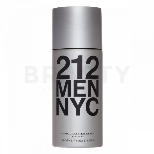 Carolina Herrera 212 Men Deospray für Herren 150 ml