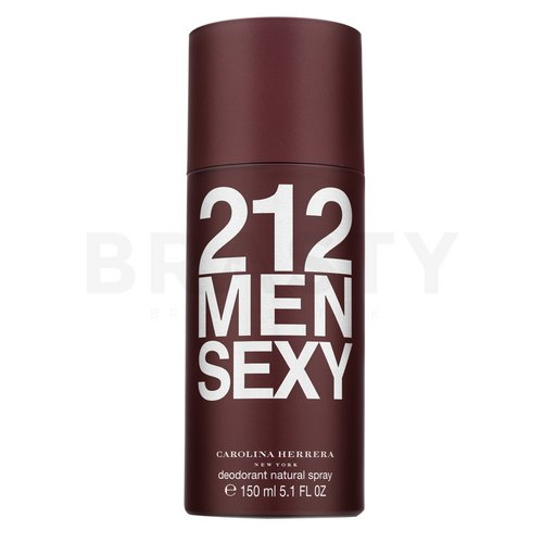 Carolina Herrera 212 Sexy for Men Deospray für Herren 150 ml
