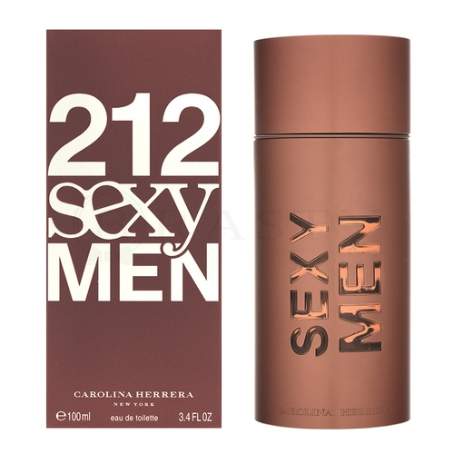 Carolina Herrera 212 Sexy for Men Eau de Toilette für Herren 100 ml