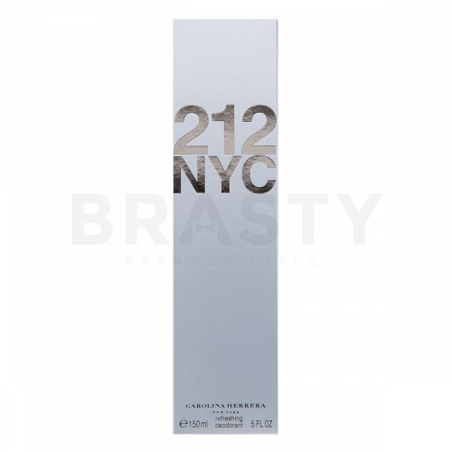 Carolina Herrera 212 Women Deospray für Damen 150 ml