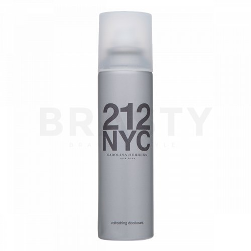Carolina Herrera 212 Women deospray pro ženy 150 ml