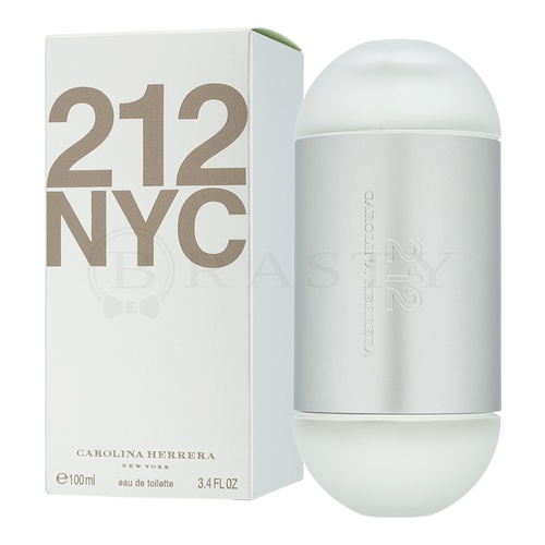 Carolina Herrera 212 Women Eau de Toilette für Damen 100 ml
