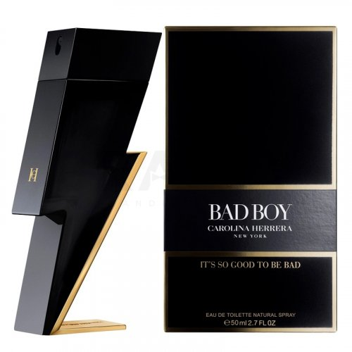 Carolina Herrera Bad Boy Eau de Toilette für Herren 50 ml