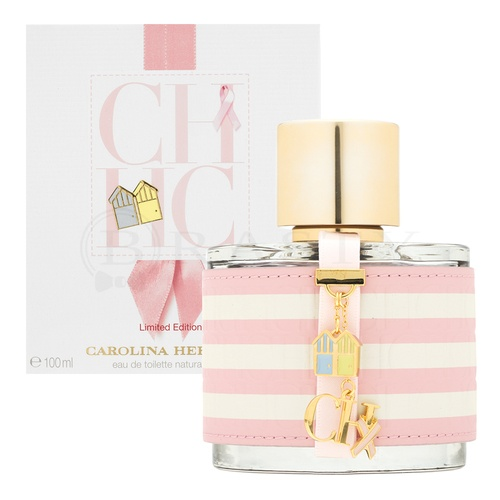 Carolina Herrera CH Limited Edition Eau de Toilette für Damen 100 ml