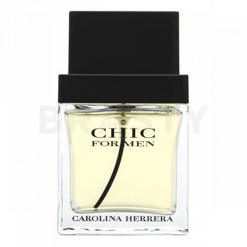 Carolina Herrera Chic For Men Eau de Toilette für Herren 60 ml