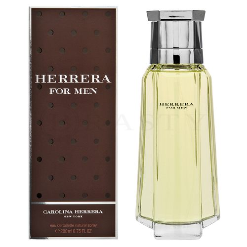Carolina Herrera Herrera For Men Eau de Toilette für Herren 200 ml