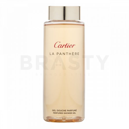 Cartier La Panthere Gel de duș femei 200 ml