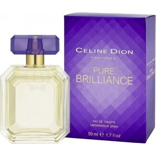 Celine Dion Pure Brilliance Eau de Toilette für Damen 50 ml