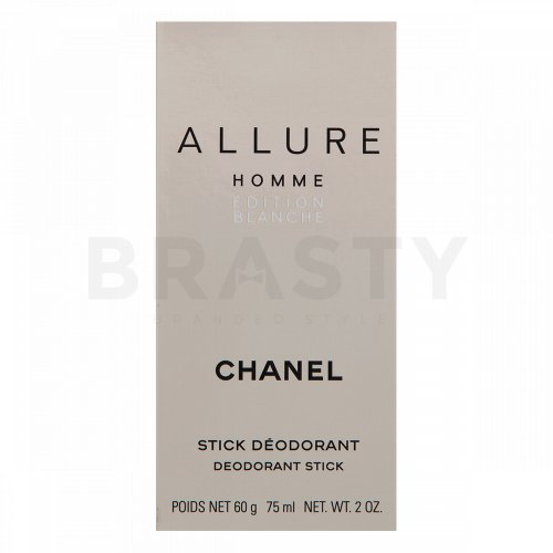 Chanel Allure Homme Edition Blanche deostick pro muže 75 ml