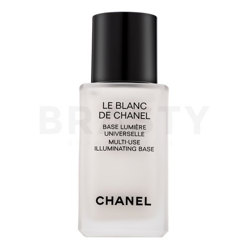 Chanel Le Blanc Multi-Use Illuminating Base Primer Make-up Grundierung für Einigung des farbigen Hauttones 30 ml