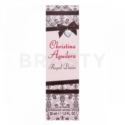 Christina Aguilera Royal Desire Eau de Parfum für Damen 30 ml