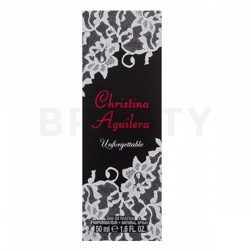 Christina Aguilera Unforgettable Eau de Parfum für Damen 50 ml