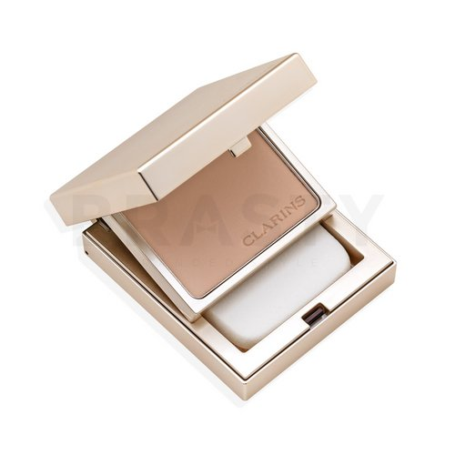 Clarins Everlasting Compact Foundation 105 Nude Puder-Make-up 10 g