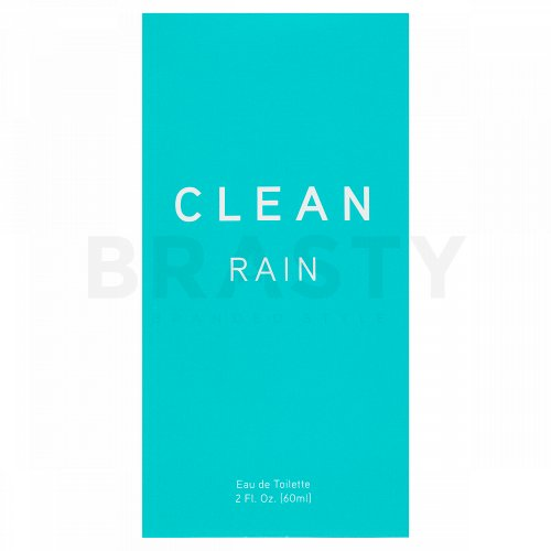 Clean Rain Eau de Toilette für Damen 60 ml