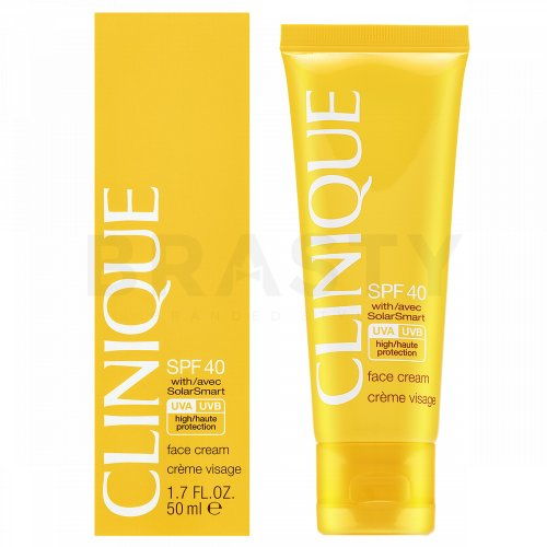 Clinique Sun Face Cream SPF 40 krem do opalania do twarzy 50 ml