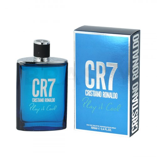 Cristiano Ronaldo CR7 Play It Cool Eau de Toilette für Herren 100 ml