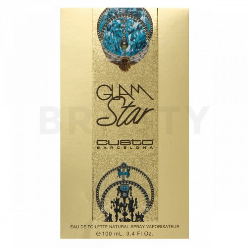 Custo Barcelona Glam Star Eau de Toilette femei 100 ml
