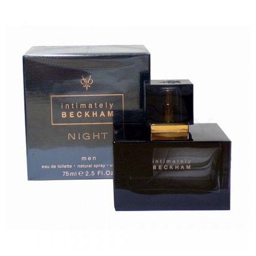 David Beckham Intimately Beckham Night Men Eau de Toilette für Herren 75 ml