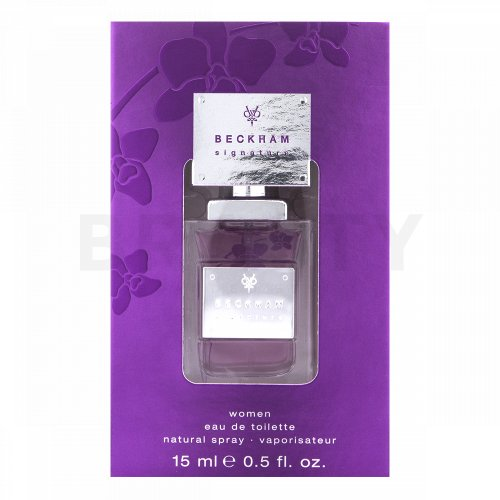 David Beckham Signature for Her Eau de Toilette für Damen 15 ml