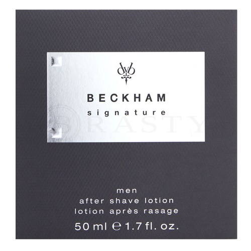 David Beckham Signature for Him Rasierwasser für Herren 50 ml